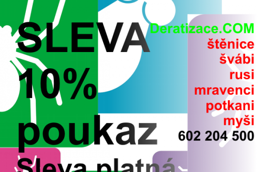 Hubení štěnic likvidace Praha cena